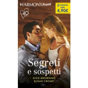 Harmony Promo - Segreti e sospetti Di Dixie Browning, Susan Crosby