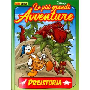 Piu' Grandi Avventure Disney - N° 12 - Preistoria - Panini Comics