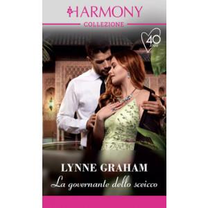 Harmony Collezione - La governante dello sceicco Di Lynne Graham