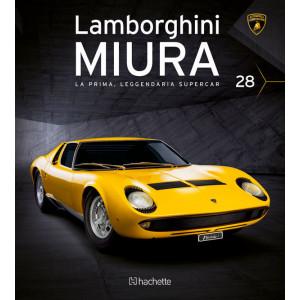 Costruisci la Lamborghini Miura uscita 28