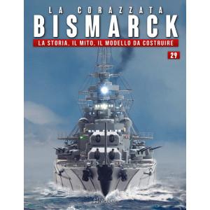 Costruisci la Corazzata Bismarck uscita 29