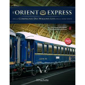 L'Orient Express degli anni Venti uscita 8