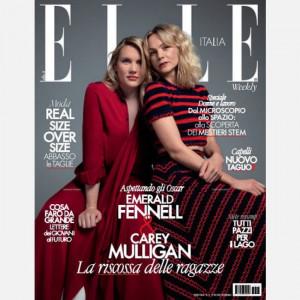 ELLE Italia - Settimanale  Uscita Nº 13 del 08/04/2021 Periodicità: Settimanale Editore: Hearst Magazines Italia