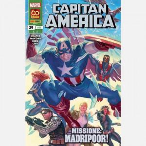 Capitan America   Uscita Nº 133 del 15/04/2021 Periodicità: Mensile Editore: Panini S.p.A.