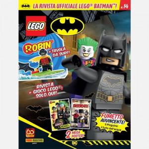 The LEGO Batman - Il magazine ufficiale  Uscita Nº 22 del 29/04/2021 Periodicità: Bimestrale Editore: Panini S.p.A.