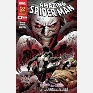 Amazing Spider-Man  Uscita Nº 770 del 13/05/2021 Periodicità: Quindicinale Editore: Panini S.p.A.