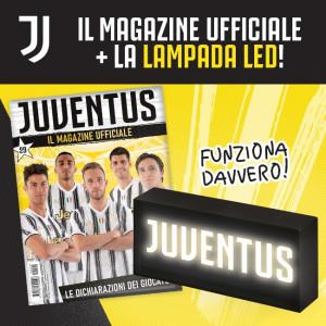 Juventus - Il Magazine Ufficiale  Uscita Nº 29 del 21/04/2021 Periodicità: Mensile Editore: Tridimensional S.r.l.