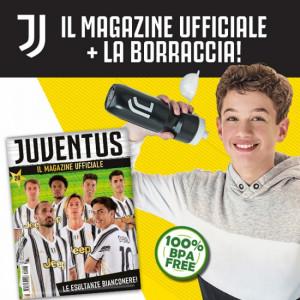 Juventus - Il Magazine Ufficiale  Uscita Nº 28 del 19/03/2021 Periodicità: Mensile Editore: Tridimensional S.r.l.