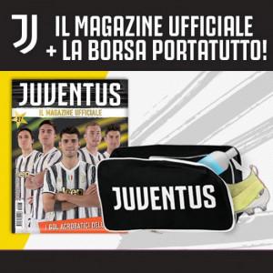 Juventus - Il Magazine Ufficiale  Uscita Nº 27 del 19/02/2021 Periodicità: Mensile Editore: Tridimensional S.r.l.