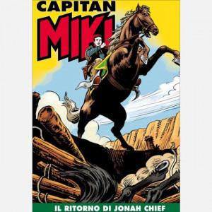 Capitan Miki  Uscita Nº 121 del 01/06/2021 Periodicità: Settimanale Editore: RCS MediaGroup