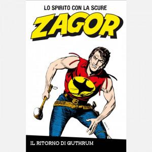 ZAGOR - Lo spirito con la scure  Uscita Nº 70 del 23/04/2021 Periodicità: Settimanale Editore: RCS MediaGroup