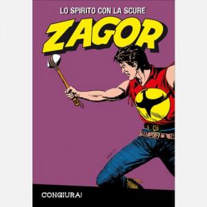 ZAGOR - Lo spirito con la scure  Uscita Nº 69 del 16/04/2021 Periodicità: Settimanale Editore: RCS MediaGroup