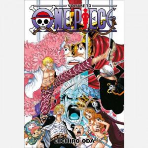 One Piece (ed. 2020)  Uscita Nº 73 del 20/05/2021 Periodicità: Settimanale Editore: RCS MediaGroup