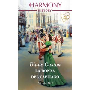 Harmony History - La donna del capitano Di Diane Gaston