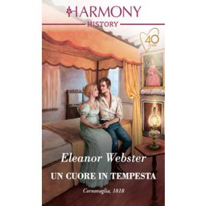 Harmony History - Un cuore in tempesta Di Eleanor Webster