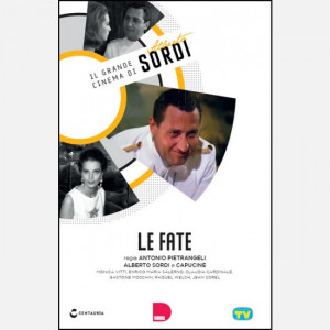 Il grande cinema di Alberto Sordi - 2020  Uscita Nº 51 del 12/01/2021 Periodicità: Settimanale Editore: Centauria Editore