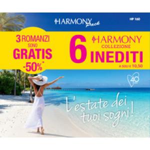 Harmony Pack - Pack Estate Di Marie Donovan, Joss Wood, Susan Mallery, Rebecca Winters, Lucy King, Robyn Grady