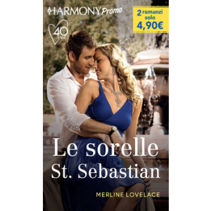 Harmony Promo - Le sorelle St. Sebastian Di Merline Lovelace