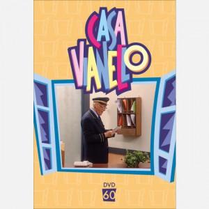Casa Vianello dvd  Uscita Nº 60 del 02/06/2021 Periodicità: Settimanale Editore: RCS MediaGroup