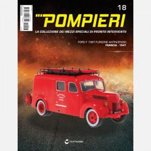 Pompieri - La collezione dei mezzi speciali di pronto intervento  Uscita Nº 18 del 15/05/2021 Periodicità: Quindicinale Editore: Centauria Editore