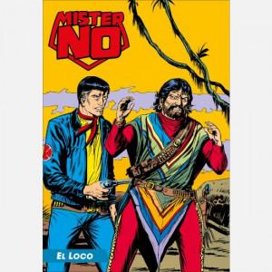 Mister No  Uscita Nº 31 del 27/05/2021 Periodicità: Settimanale Editore: RCS MediaGroup