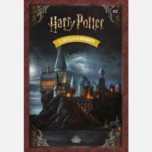 Harry Potter - Costruisci Il Castello di Hogwarts  Uscita Nº 8 del 01/06/2021 Periodicità: Quindicinale Editore: RCS MediaGroup