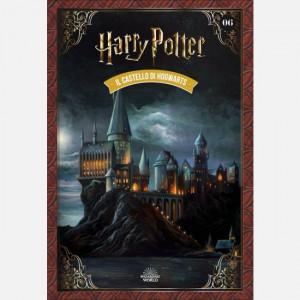 Harry Potter - Costruisci Il Castello di Hogwarts  Uscita Nº 6 del 04/05/2021 Periodicità: Quindicinale Editore: RCS MediaGroup