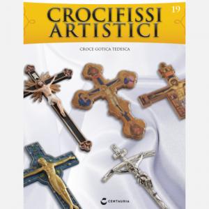 Crocifissi Artistici  Uscita Nº 19 del 27/05/2021 Periodicità: Settimanale Editore: Centauria Editore