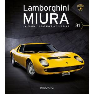 Costruisci la Lamborghini Miura uscita 31