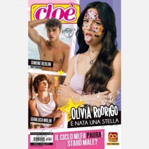 Cioè - Magazine  Uscita Nº 10 del 21/05/2021 Periodicità: Mensile Editore: Panini S.p.A.