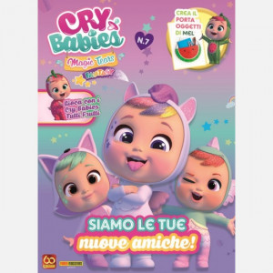 Cry Babies Magazine  Uscita Nº 7 del 28/05/2021 Periodicità: Mensile Editore: Panini S.p.A.