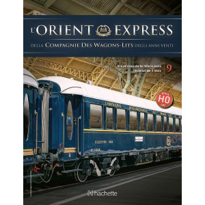 L'Orient Express degli anni Venti uscita 9