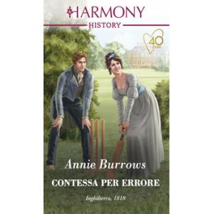 Harmony History - Contessa per errore Di Annie Burrows