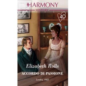 Harmony History - Accordo di passione Di Elizabeth Rolls