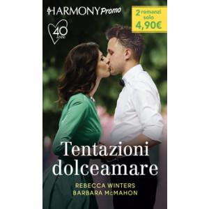 Harmony Promo - Tentazioni dolceamare Di Rebecca Winters, Barbara Mcmahon