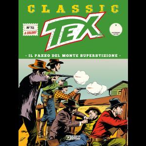 Tex Classic N.72 - Il pazzo del Monte Superstizione
