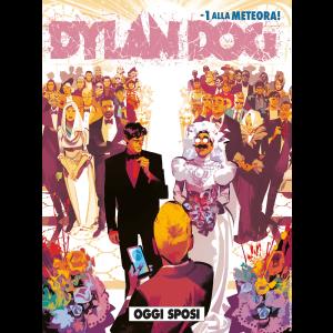 Dylan Dog N.399 - Oggi sposi