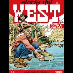 Storia del West N.9 - L'oro della California
