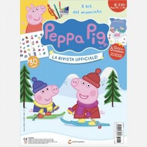 Peppa Pig - La Rivista Ufficiale! Uscita N° 146 + Il kit del musicista