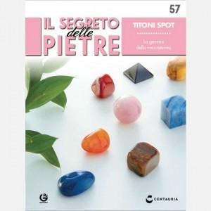Il segreto delle pietre Cubo di Diaspro Titoni Spot