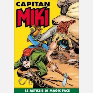 Capitan Miki Le astuzie di Magic Face