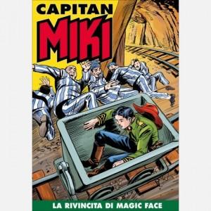 Capitan Miki La rivincita di Magic Face