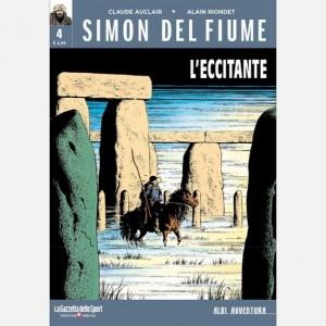 Albi avventura Simon del fiume - L'eccitante