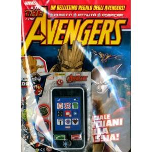 Marvel Adventures - N° 46 - Avengers Magazine 37 - Panini Comics