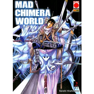 Mad Chimera World (M4) - N° 2 - Fire 11 - Panini Comics