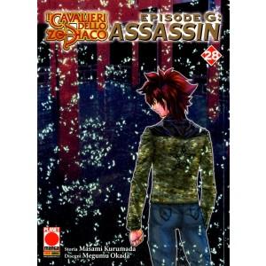 Cavalieri Zod. Ep. G Assassin - N° 28 - Planet Manga Presenta 103 - Panini Comics