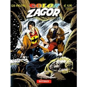 Zagor Color - N° 10 - Witiko! - Bonelli Editore