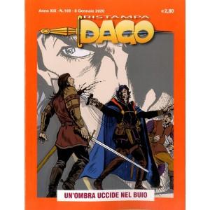 Dago Ristampa - N° 169 - Un'Ombra Uccide Nel Buio - Editoriale Aurea