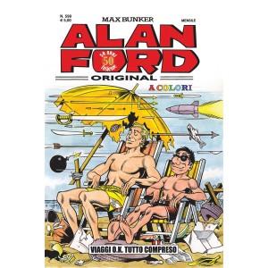 Alan Ford - N° 599 - Viaggi Ok Tutto Compreso In Color - 1000 Volte Meglio Publishing