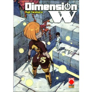 Dimension W - N° 15 - Dimension W - Manga Sound Panini Comics
